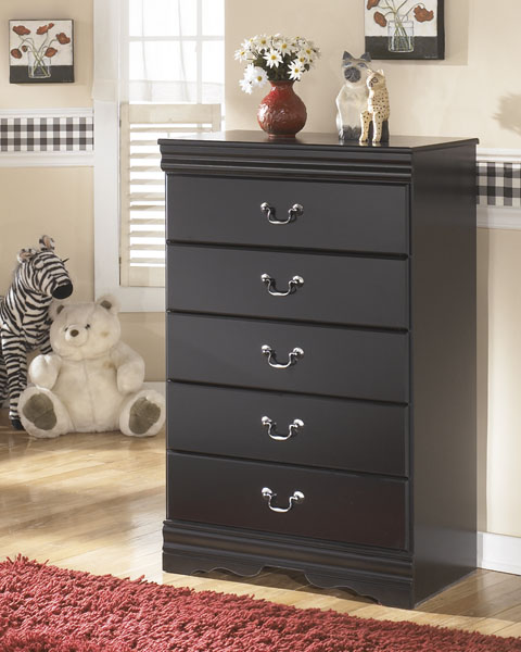 Huey Vineyard Five Drawer Chest great value, great price.