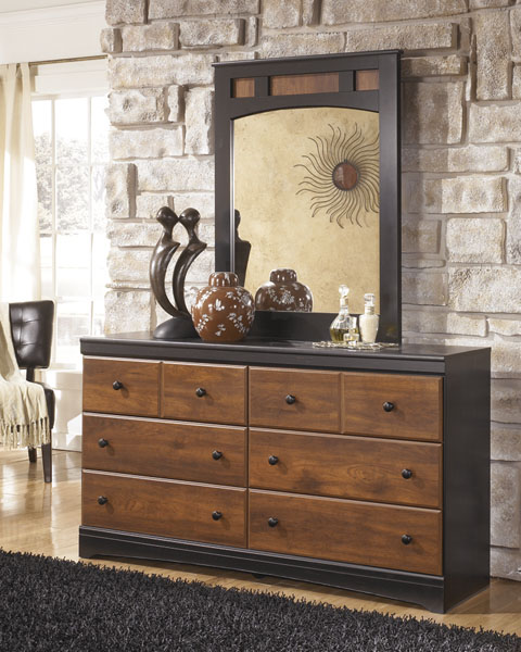 Aimwell Dresser and Mirror great value, great price.