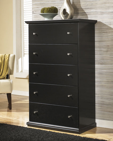 Maribel Five Drawer Chest great value, great price.