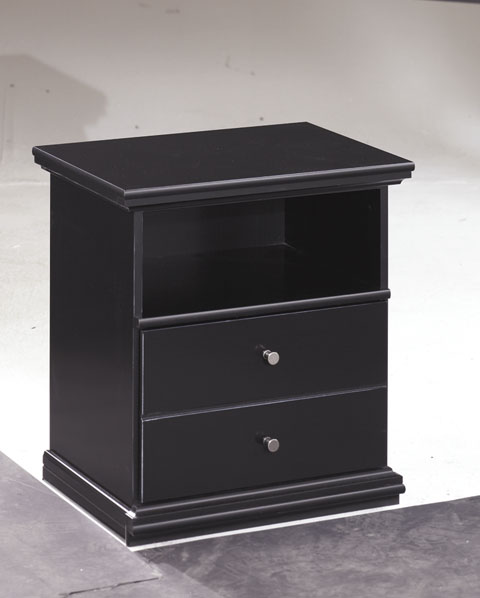 Maribel One Drawer Night Stand great value, great price.