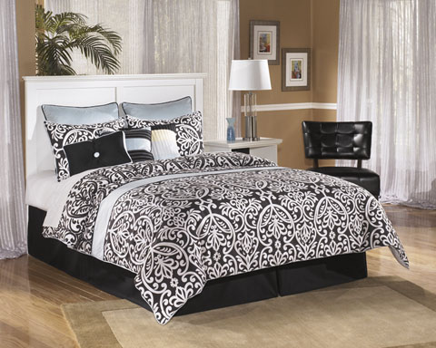 Bostwick Shoals Queen/Full Panel Headboard great value, great price.