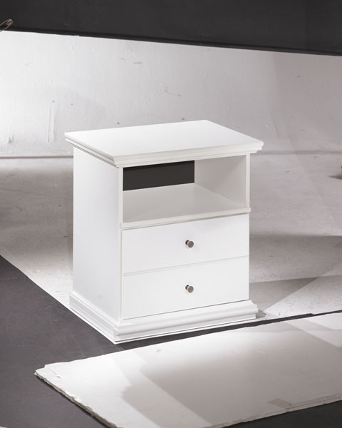 Bostwick Shoals One Drawer Night Stand great value, great price.