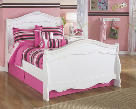 Exquisite Full Sleigh Headboard great value, great price.