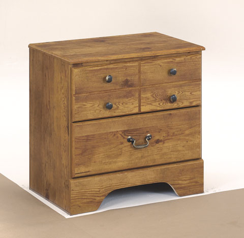 Bittersweet Two Drawer Night Stand great value, great price.