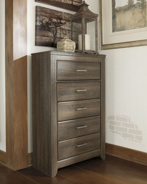 Juararo Five Drawer Chest great value, great price.