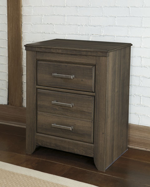 Juararo Two Drawer Night Stand great value, great price.