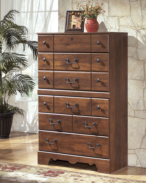 Timberline Five Drawer Chest great value, great price.
