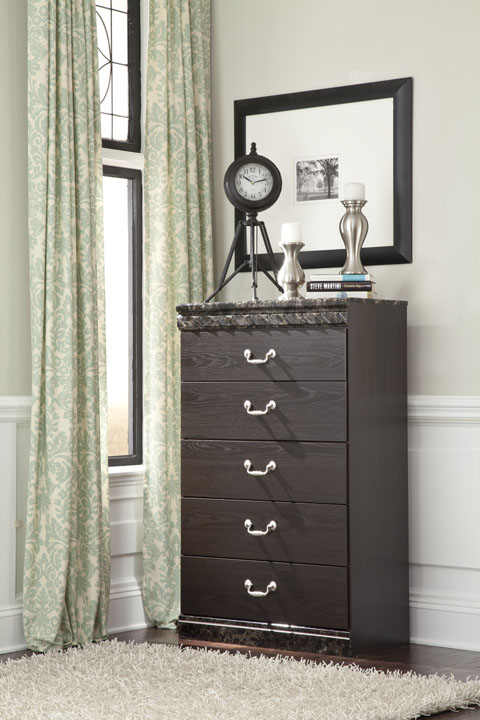 Vachel Five Drawer Chest great value, great price.
