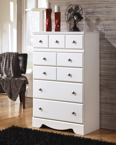 Weeki Five Drawer Chest great value, great price.