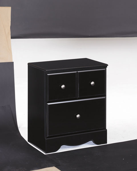 Shay Two Drawer Night Stand great value, great price.