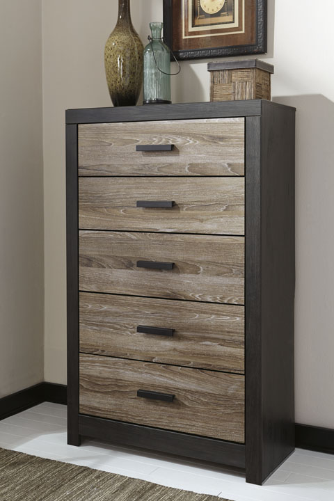 Harlinton Five Drawer Chest great value, great price.