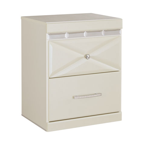 Dreamur Two Drawer Night Stand great value, great price.