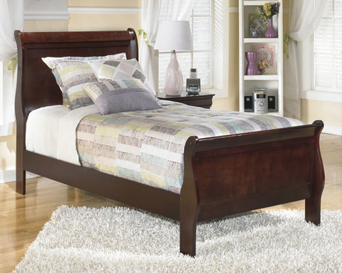 Alisdair Twin Sleigh Bed great value, great price.