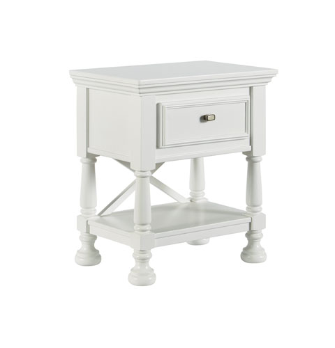 Kaslyn One Drawer Night Stand great value, great price.