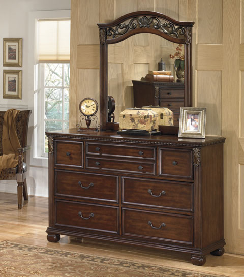 Leahlyn Dresser and Mirror great value, great price.