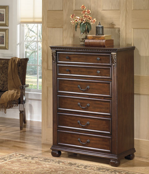 Leahlyn Five Drawer Chest great value, great price.