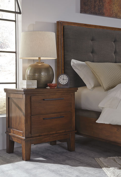 Raleigh Two Drawer Night Stand great value, great price.