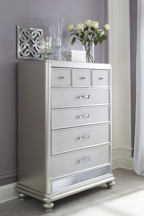 Coralayne Five Drawer Chest great value, great price.