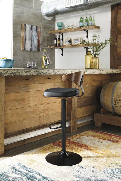Prime Bellatier Tall Uph Swivel Barstool Machost Co Dining Chair Design Ideas Machostcouk