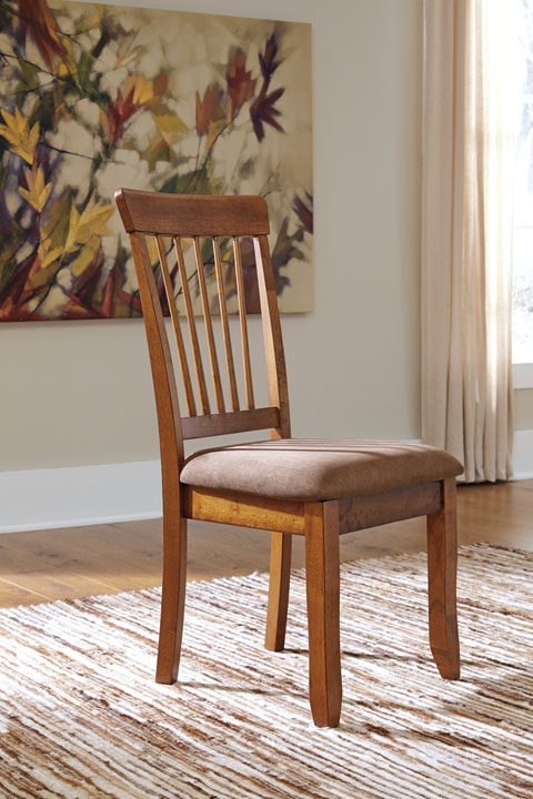 Berringer Dining UPH Side Chair great value, great price.