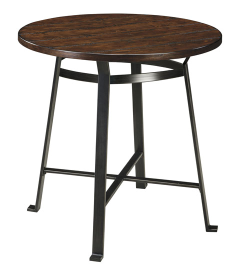 Challiman Round Dining Room Bar Table great value, great price.