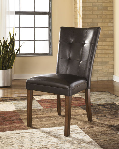 Lacey Dining UPH Side Chair great value, great price.