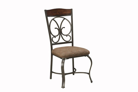 Glambrey Dining UPH Side Chair great value, great price.