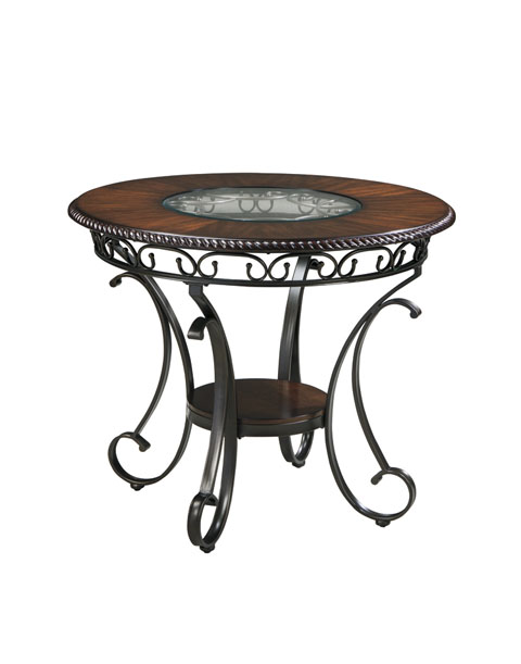 Glambrey Round DRM Counter Table great value, great price.
