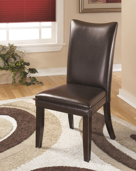 Charrell Dining UPH Side Chair great value, great price.