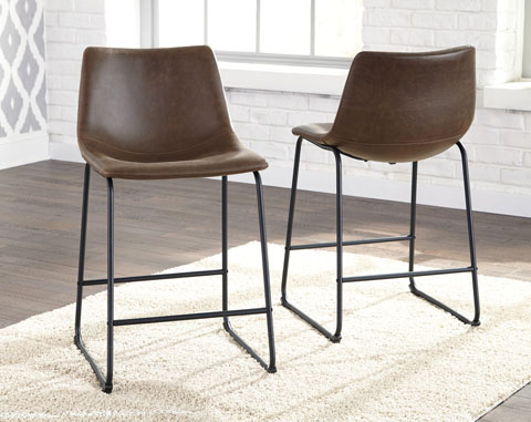 Centiar Upholstered Barstool great value, great price.