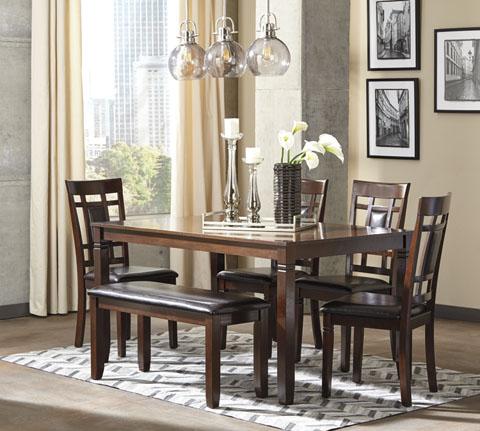 Bennox Dining Room Table Set