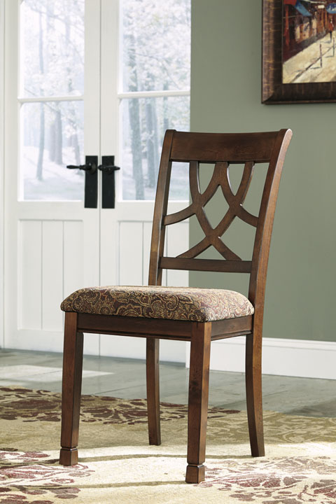 Leahlyn Dining UPH Side Chair great value, great price.