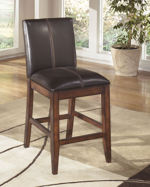 Larchmont Upholstered Barstool great value, great price.