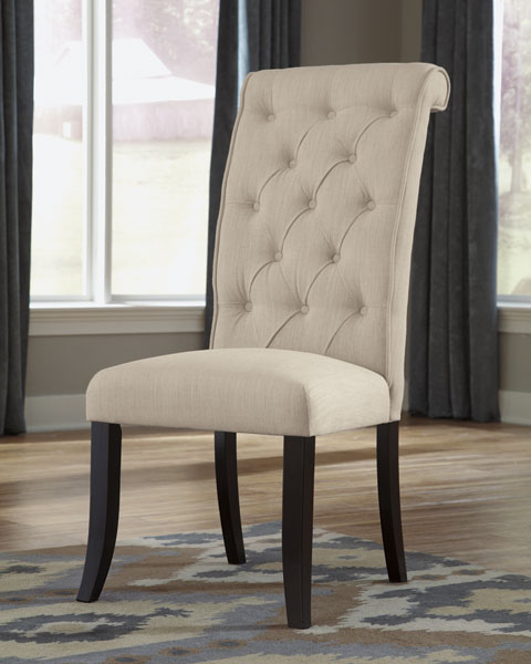 Tripton Dining UPH Side Chair great value, great price.