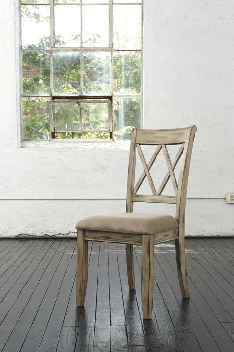 Mestler Dining UPH Side Chair great value, great price.