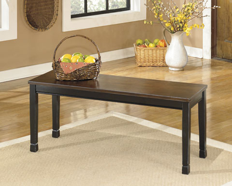 Owingsville Large Dining Room Bench great value, great price.