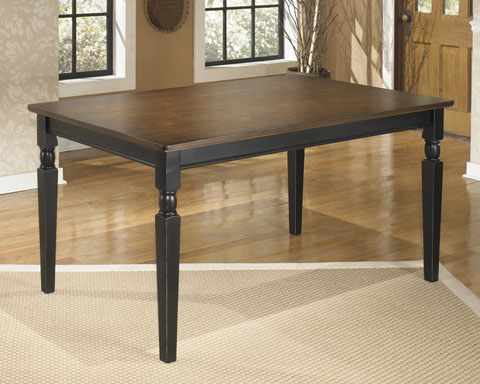 Owingsville Rectangular Dining Room Table great value, great price.