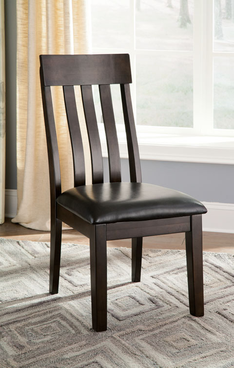 Haddigan Dining UPH Side Chair great value, great price.