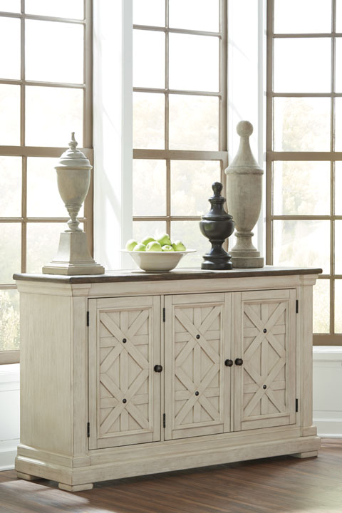 Bolanburg Dining Room Server great value, great price.