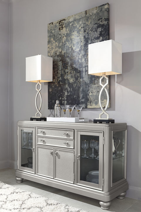 Coralayne Dining Room Server great value, great price.