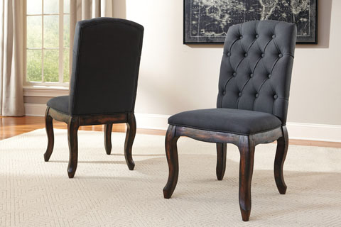 Trudell Dining UPH Side Chair great value, great price.