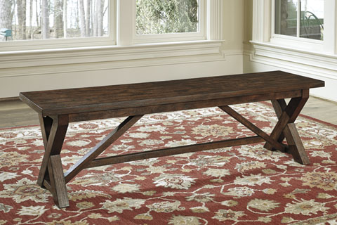 Windville Large Dining Room Bench Great Value Price