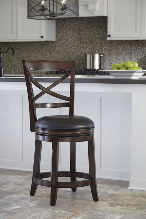 Porter UPH Swivel Barstool great value, great price.