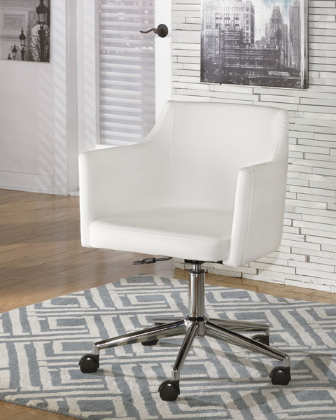 Baraga Home Office Swivel Desk Chair great value, great price.