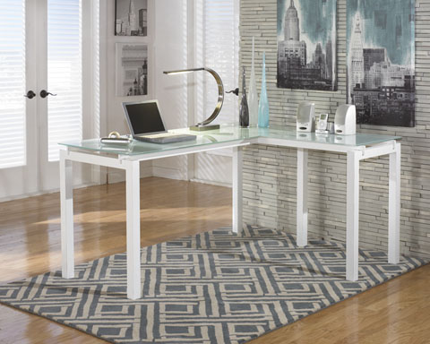 Baraga L-Desk great value, great price.
