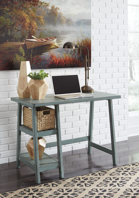 Mirimyn Home Office Small Desk great value, great price.