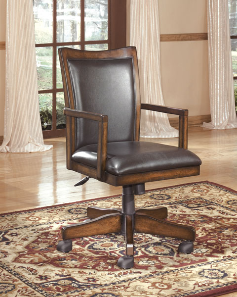Hamlyn Home Office Swivel Desk Chair great value, great price.