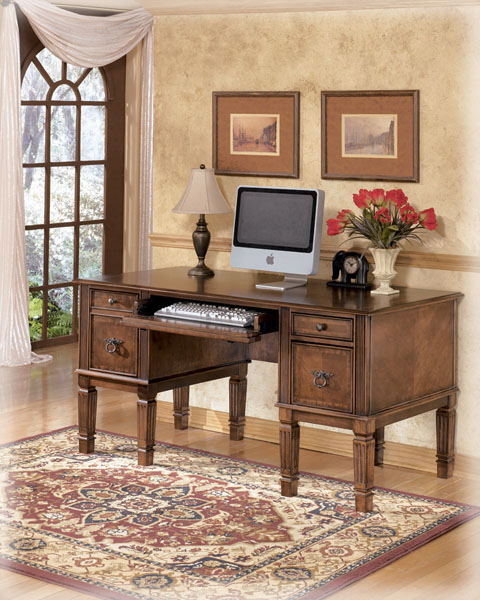 Hamlyn Home Office Storage Leg Desk great value, great price.