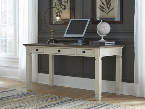Bolanburg Home Office Desk great value, great price.