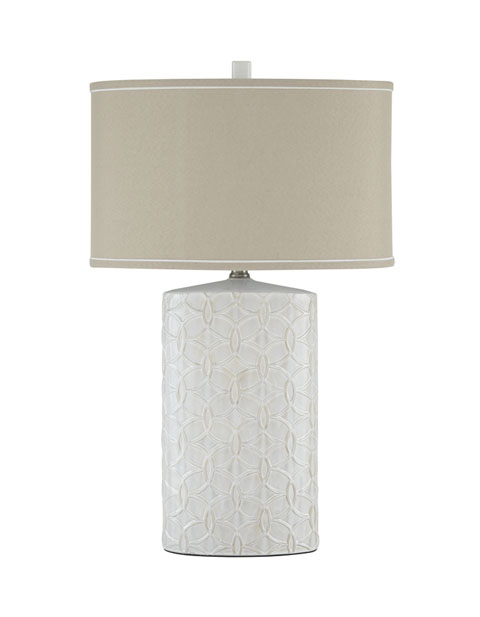 Shelvia Ceramic Table Lamp (1/CN) great value, great price.